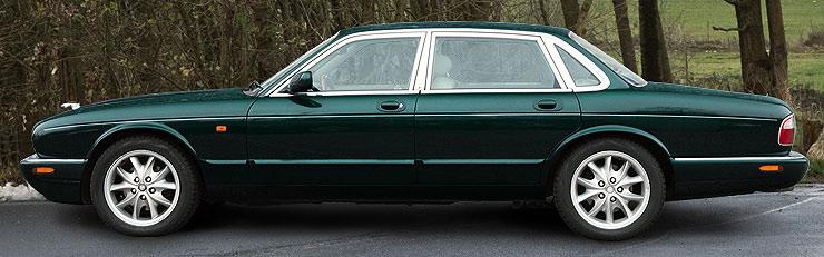Daimler X300 1993 - 1997 Sedan #5