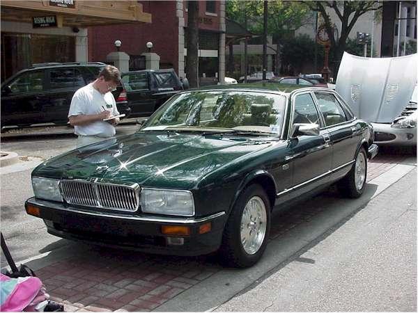 Daimler X300 1993 - 1997 Sedan #7