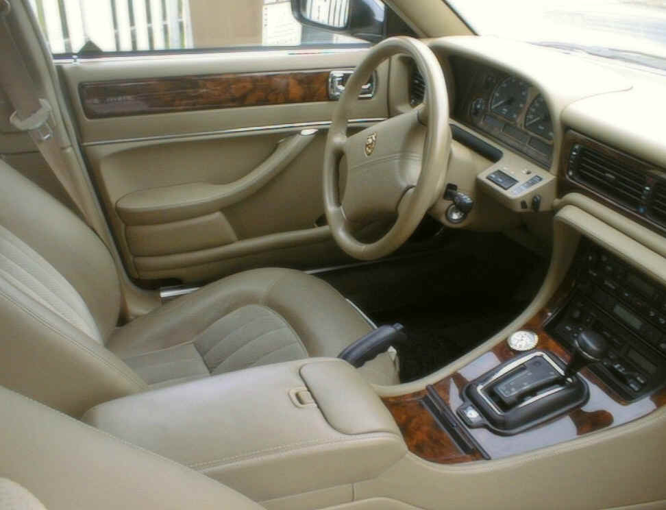 Jaguar XJ II (X300) 1994 - 1997 Sedan #8