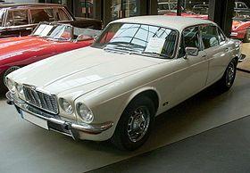 Jaguar XJ I (Series 1) 1968 - 1973 Sedan #8