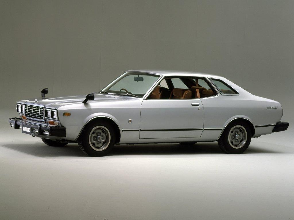 Nissan Bluebird IV (610) 1971 - 1976 Sedan #7