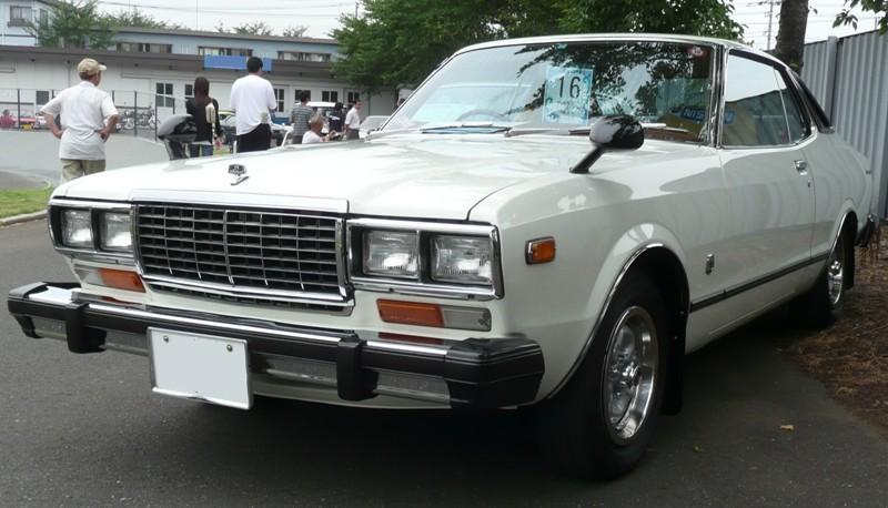 Nissan Bluebird V (810) 1976 - 1979 Sedan #4