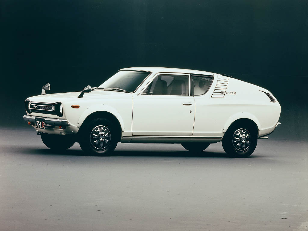 Datsun Cherry II 1974 - 1978 Coupe #3