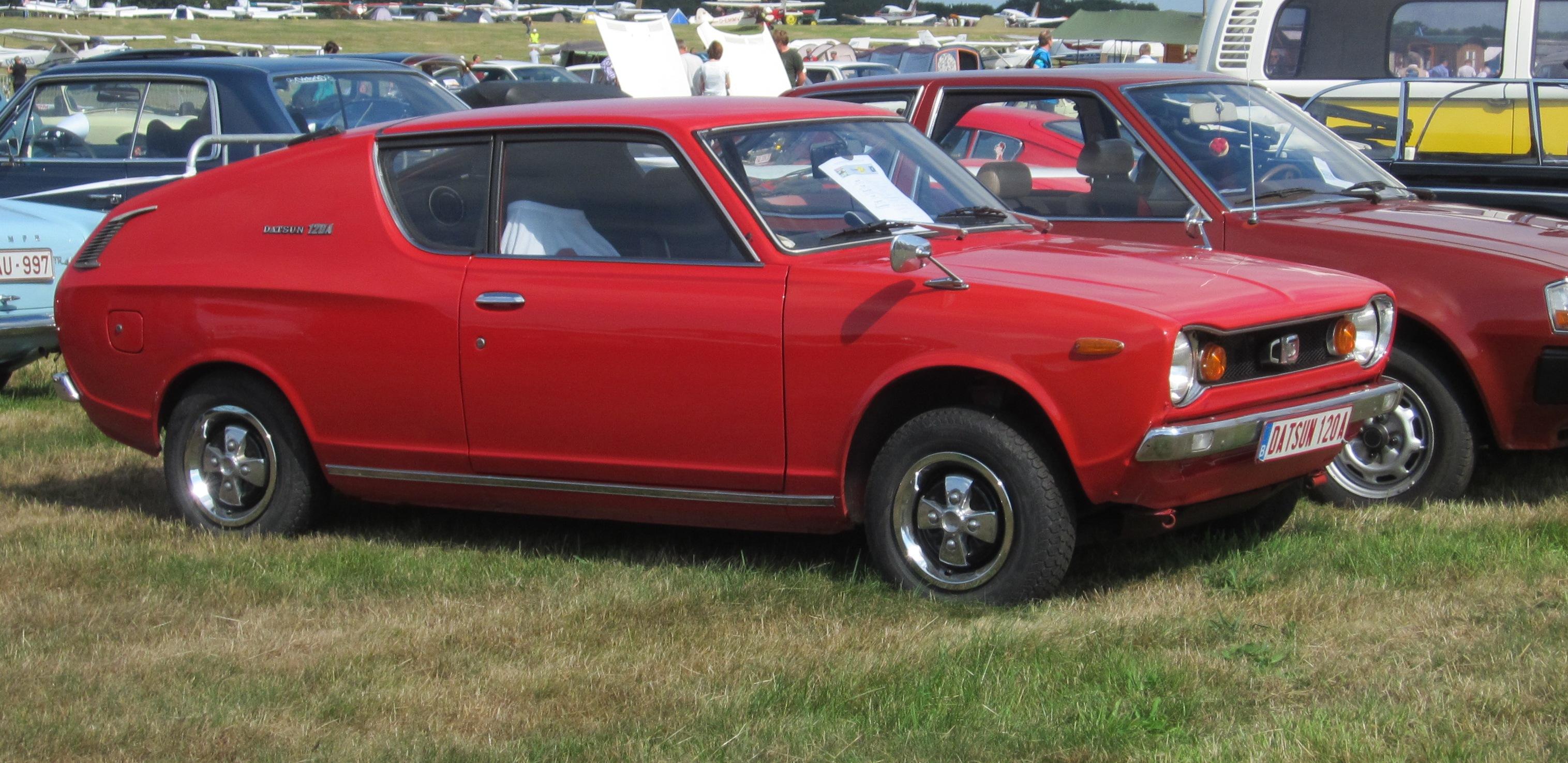 Datsun Cherry I 1970 - 1974 Coupe #4