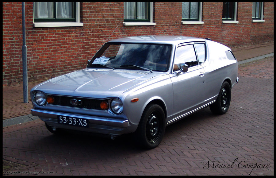 Datsun Cherry II 1974 - 1978 Coupe #1