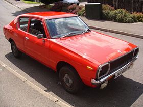 Datsun Cherry II 1974 - 1978 Coupe #7