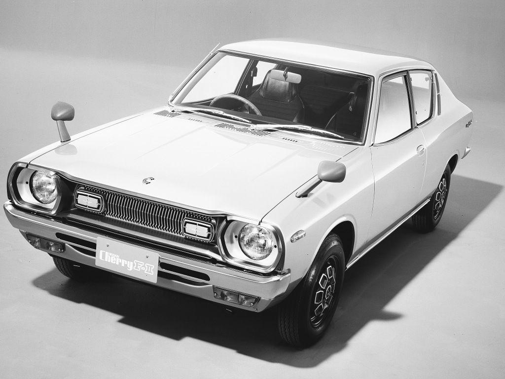 Datsun Cherry II 1974 - 1978 Sedan #6
