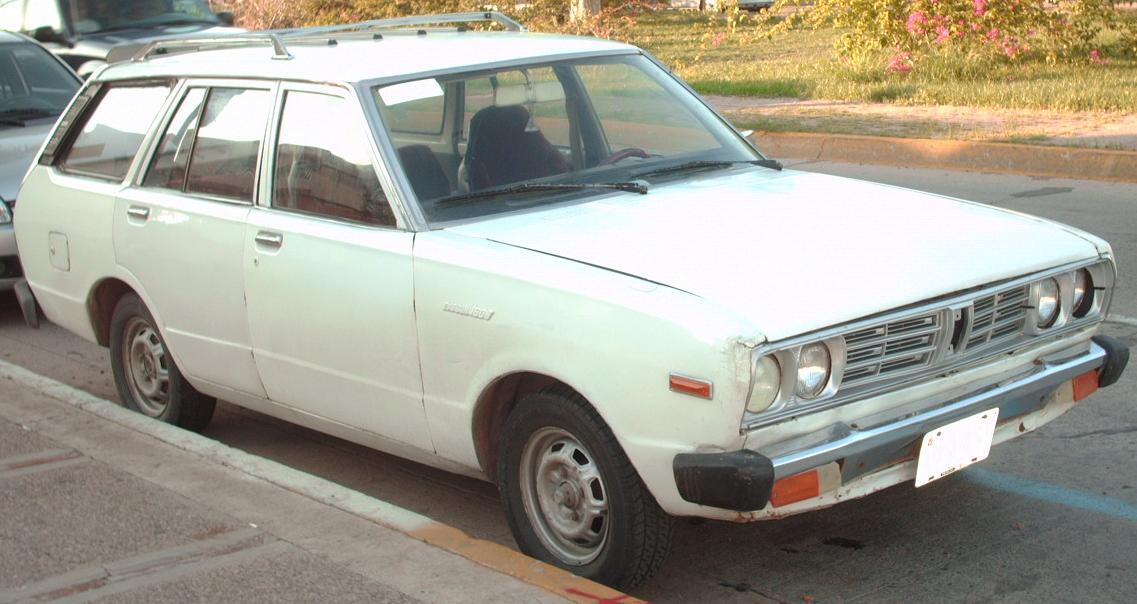Datsun Stanza 1977 - 1981 Sedan #8