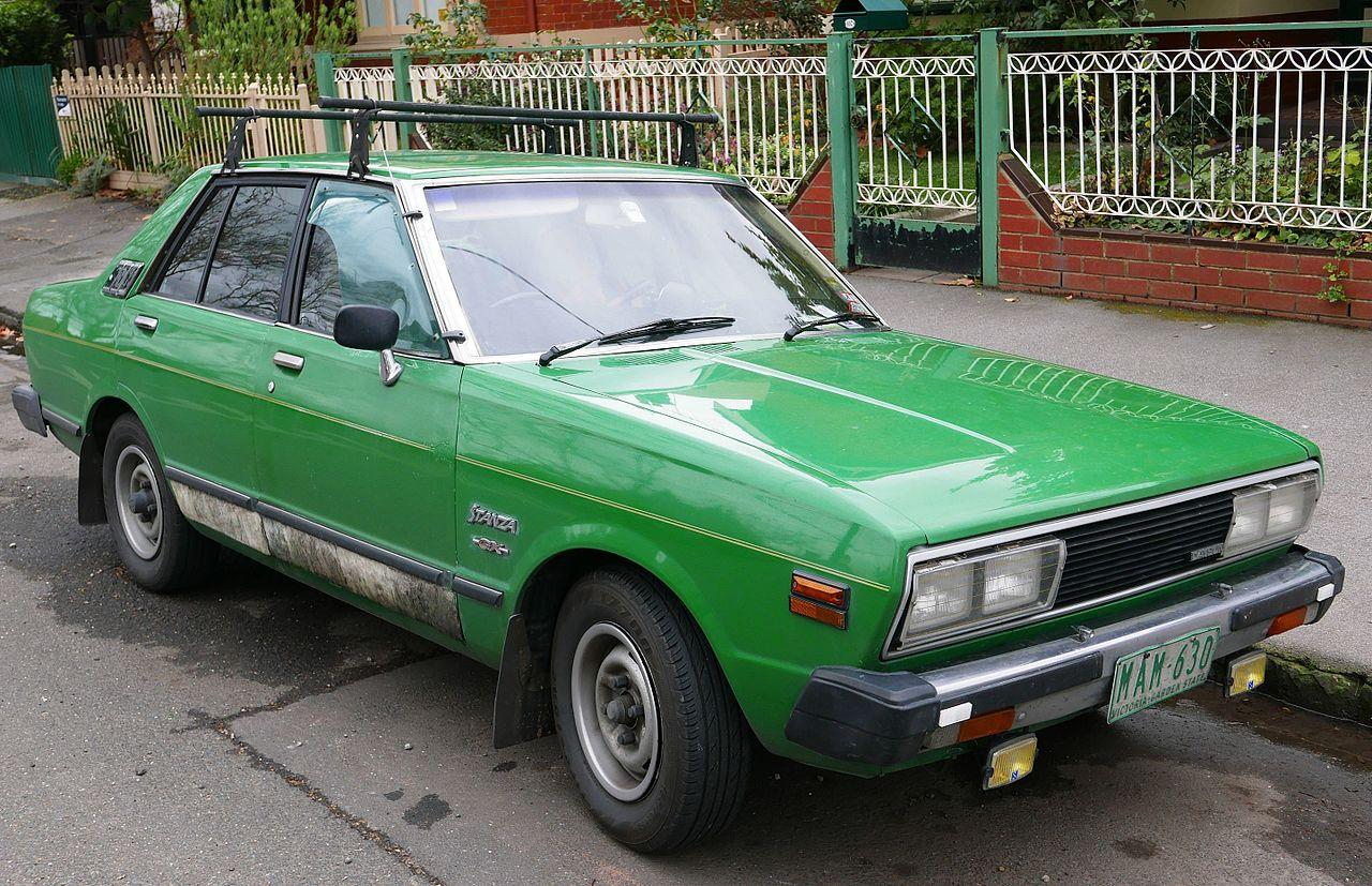 Datsun Stanza 1977 - 1981 Sedan #6