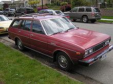 Datsun Stanza 1977 - 1981 Sedan #7