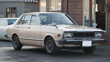Datsun Stanza 1977 - 1981 Sedan #2