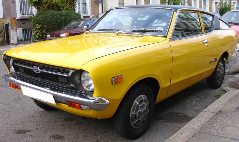Datsun Sunny B210 1973 - 1983 Coupe #5