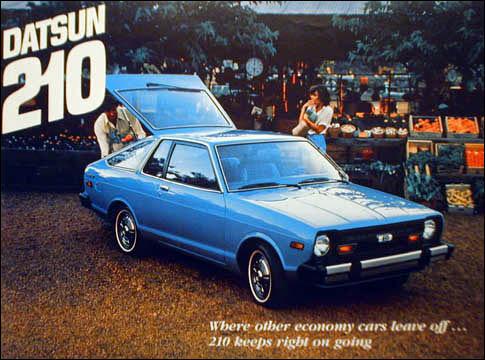 Datsun Sunny B210 1973 - 1983 Coupe #3