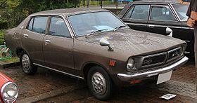 Datsun Sunny B210 1973 - 1983 Sedan #8