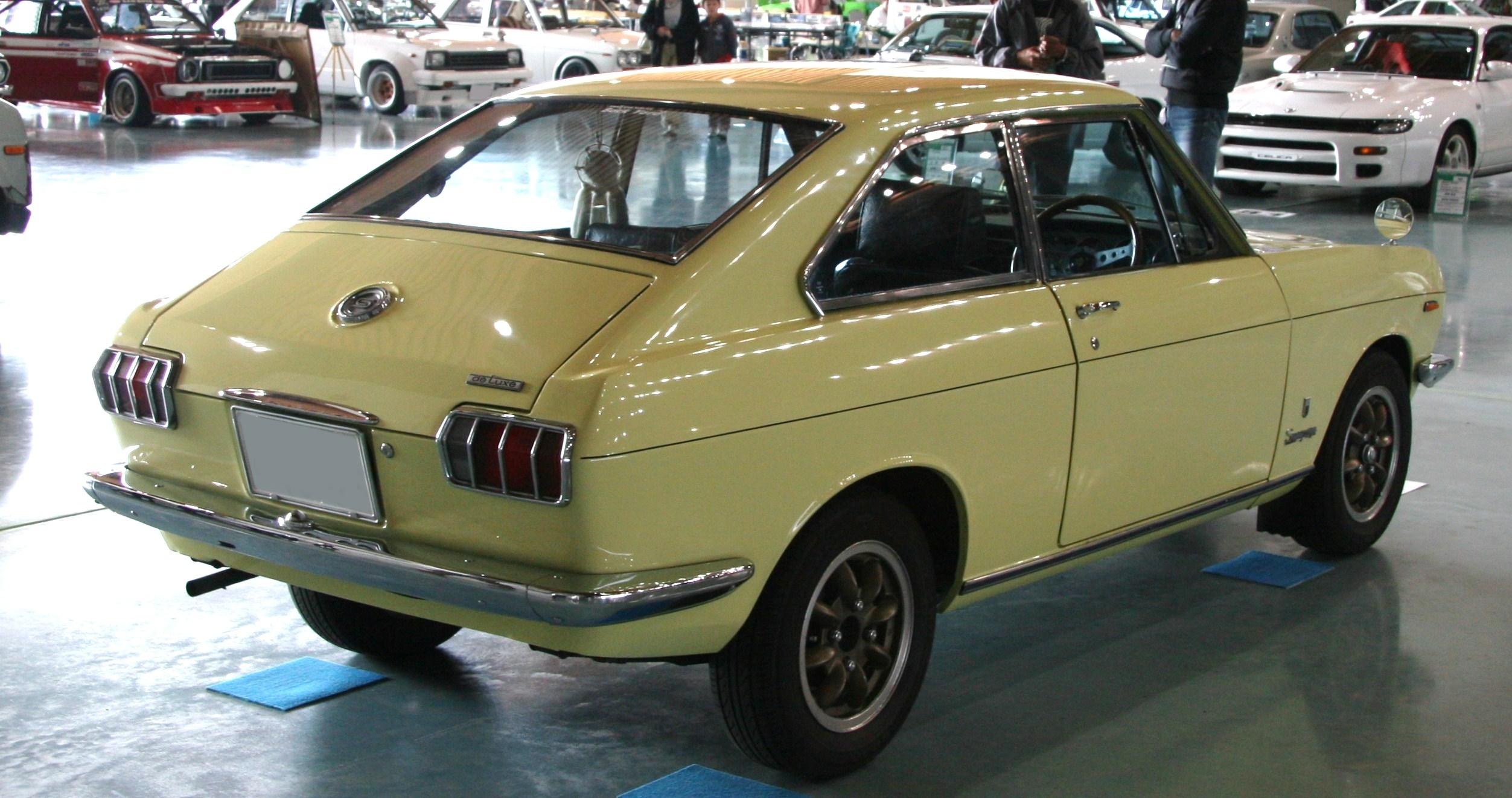 Datsun Sunny B210 1973 - 1983 Coupe #2