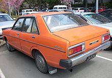 Datsun Sunny B210 1973 - 1983 Sedan #3