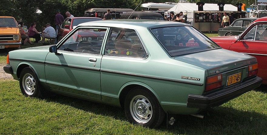 Datsun Sunny B210 1973 - 1983 Station wagon 5 door #2