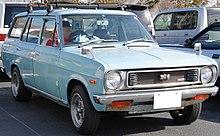 Datsun Sunny B210 1973 - 1983 Station wagon 5 door #4