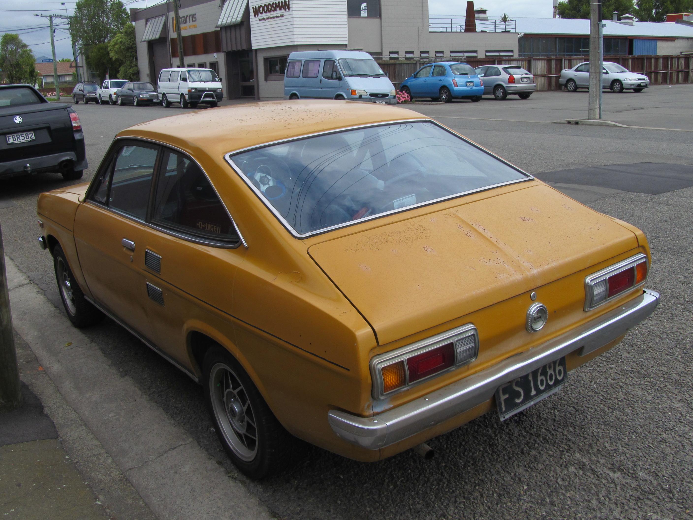 Datsun Sunny B210 1973 - 1983 Station wagon 5 door #1