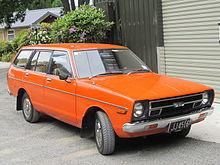 Datsun Sunny B210 1973 - 1983 Sedan #2