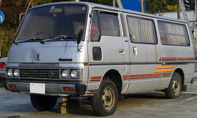 Nissan Caravan II (E23) 1980 - 1986 Minivan #8