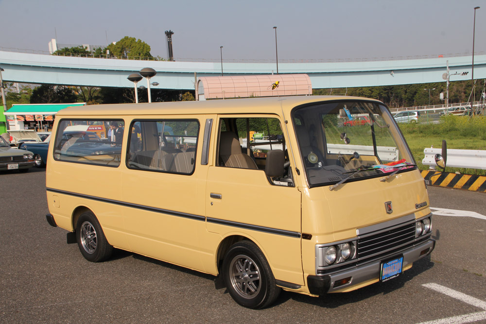 Nissan Caravan II (E23) 1980 - 1986 Minivan #2