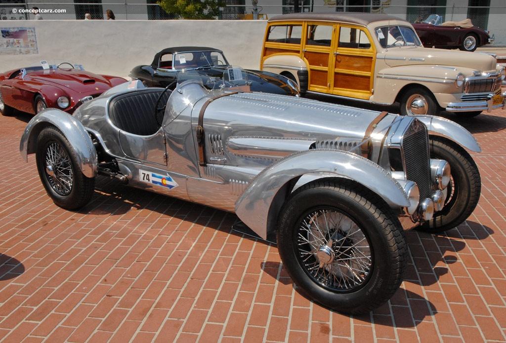 Delage D6 I 1930 - 1940 Sedan #1