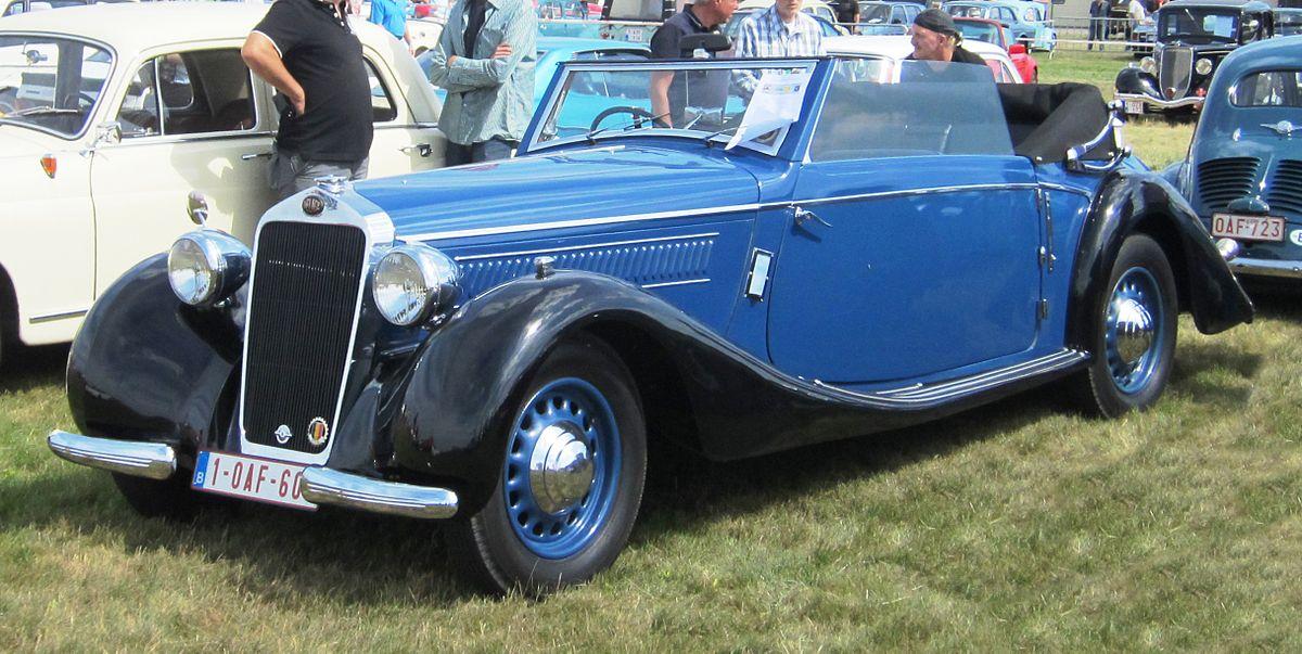 Delage D6 I 1930 - 1940 Sedan #8