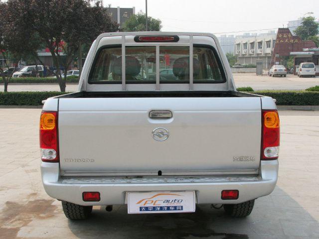 Derways Antelope 2007 - 2007 Pickup #1