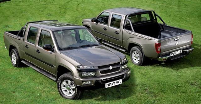 Derways Antelope 2007 - 2007 Pickup #4