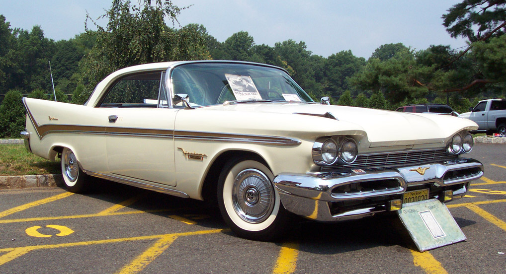 DeSoto Firedome 1952 - 1959 Coupe-Hardtop #6