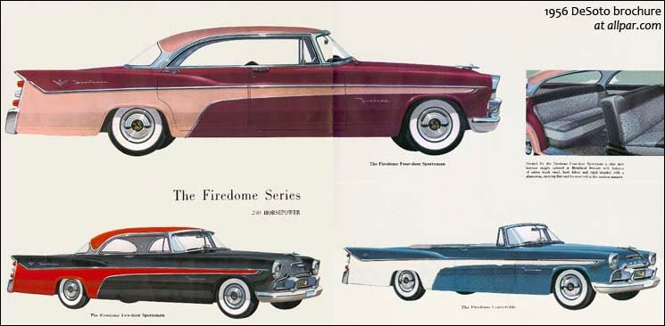 DeSoto Firedome 1952 - 1959 Coupe-Hardtop #7