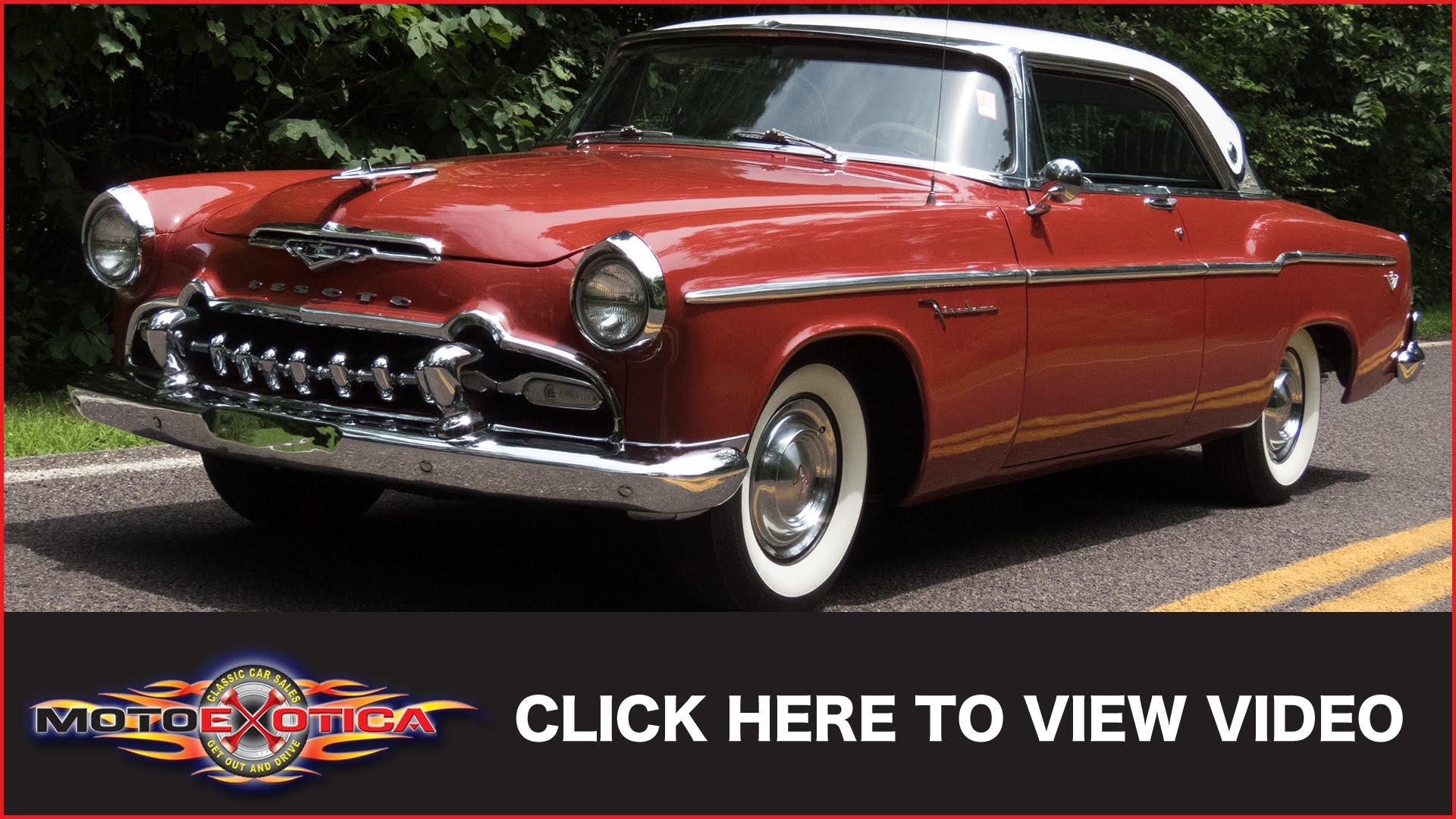 DeSoto Firedome 1952 - 1959 Coupe-Hardtop #2