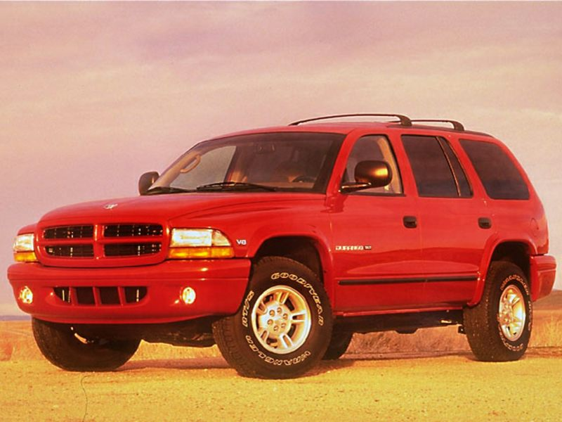 Dodge Durango I 1998 - 2003 SUV 5 door :: OUTSTANDING CARS