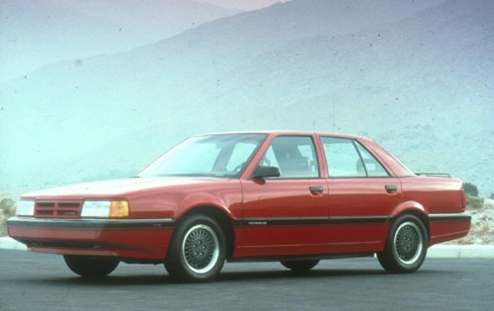 Dodge Monaco 1990 - 1993 Sedan #4