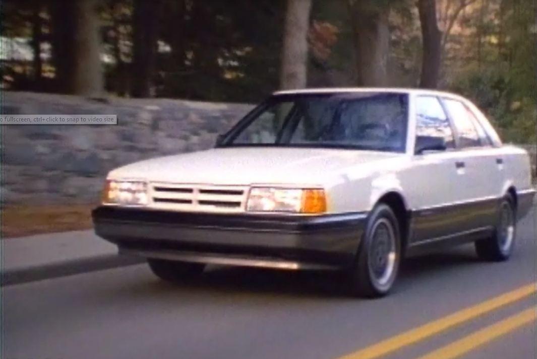 Dodge Monaco 1990 - 1993 Sedan #5