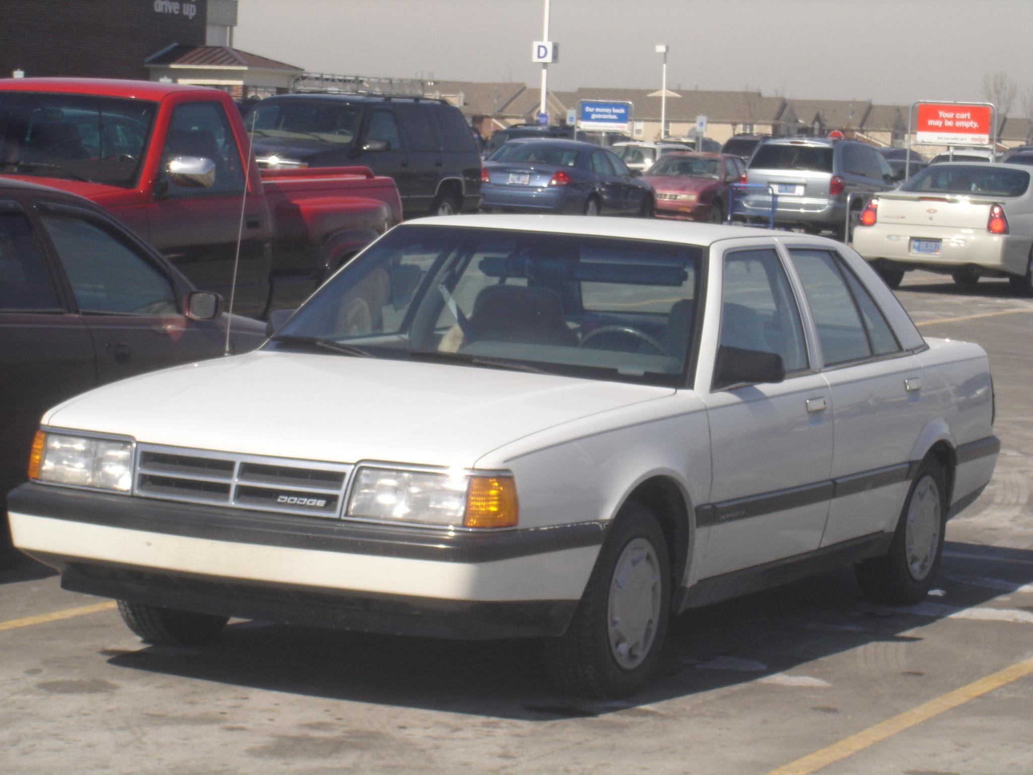 Dodge Monaco 1990 - 1993 Sedan #6