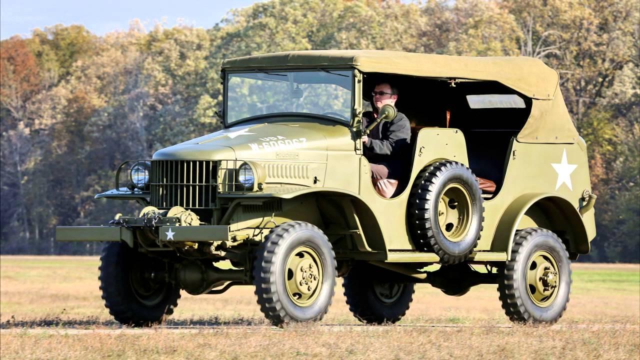 Dodge WC series T207 1941 - 1942 SUV #5