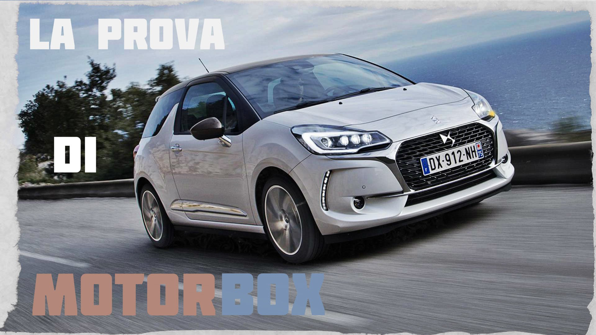 DS 3 I Restyling 2016 - now Cabriolet #7