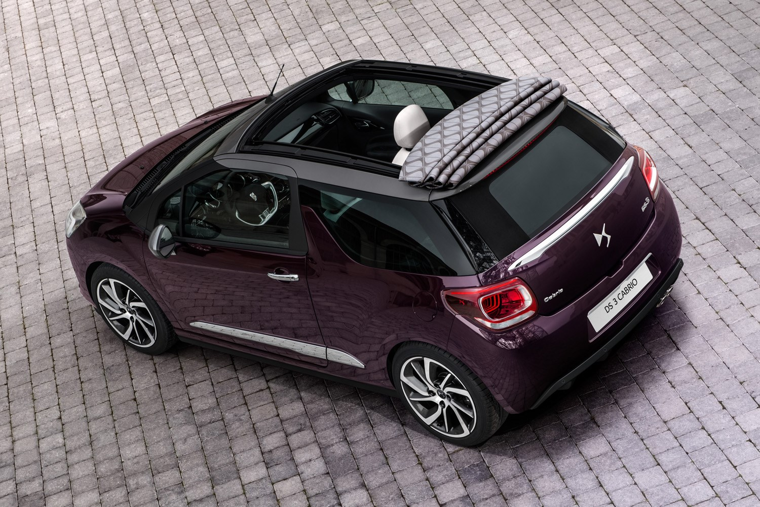 DS 3 I Restyling 2016 - now Cabriolet #4