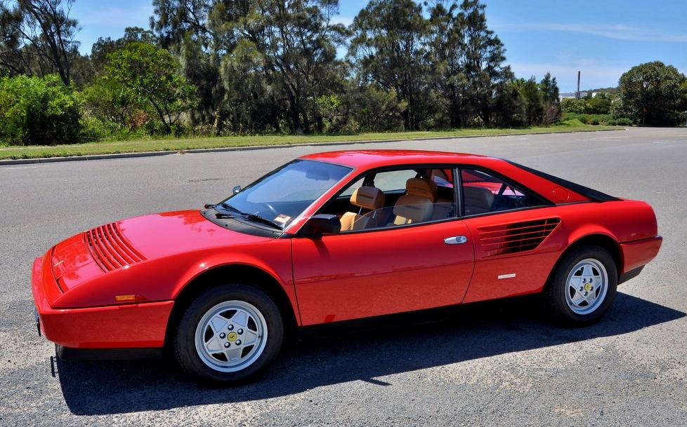 Ferrari Mondial 1980 - 1993 Cabriolet #8