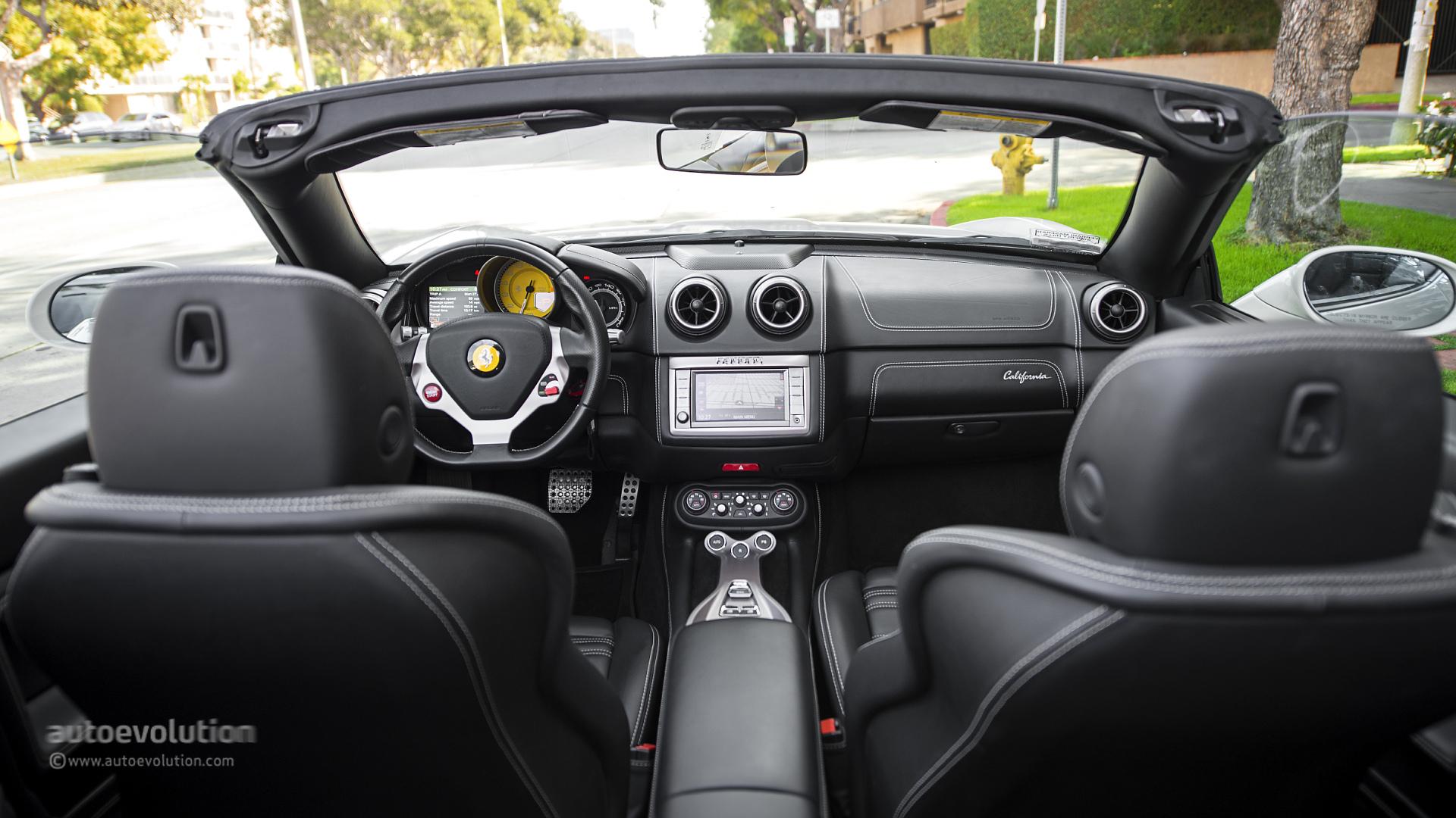 Ferrari California I 2008 - 2014 Cabriolet :: OUTSTANDING CARS