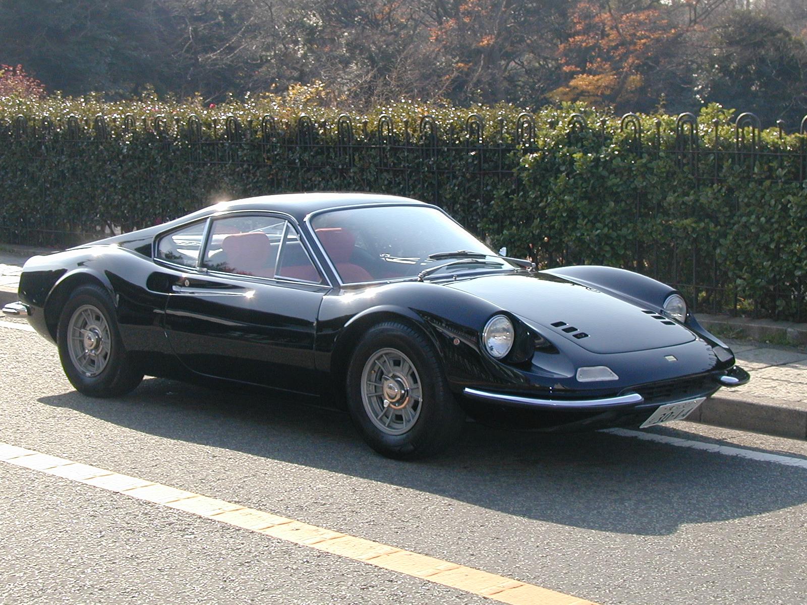 Ferrari Dino 246 GT I 1969 - 1974 Coupe #4