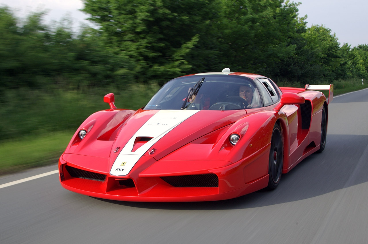 Ferrari Enzo 2002 2004 Coupe Outstanding Cars