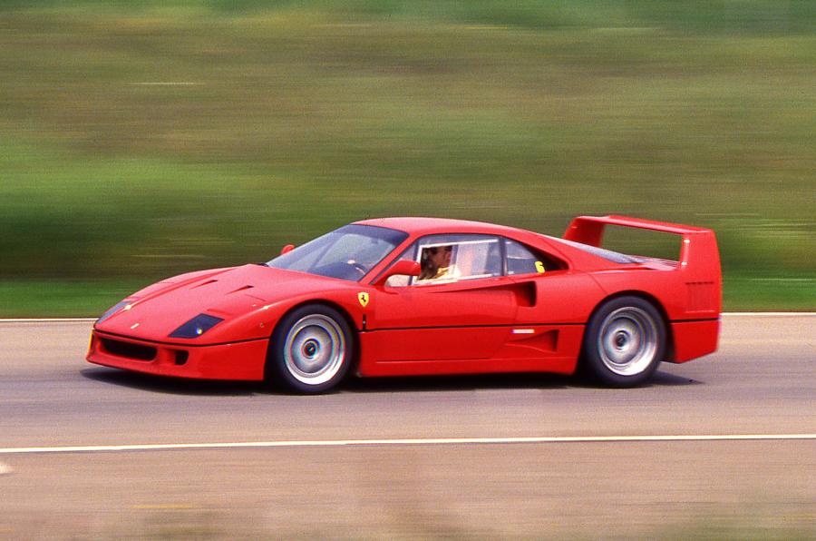 Ferrari F40 1987   1992 Coupe #6