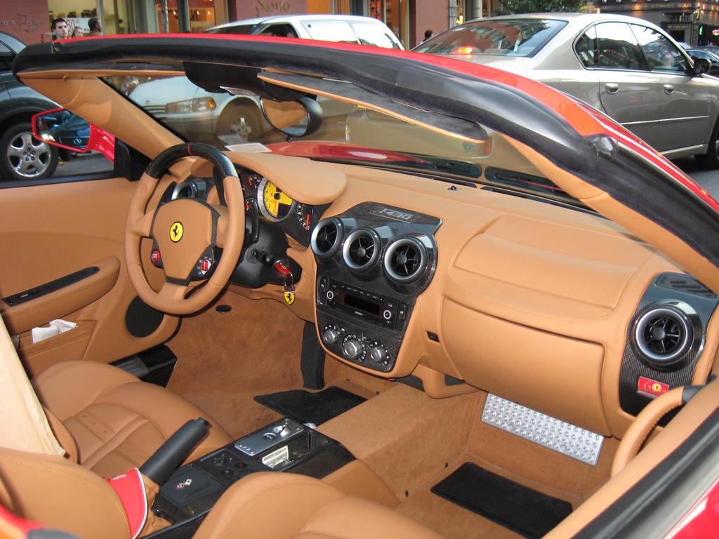 Ferrari F430 2004 - 2009 Cabriolet #7