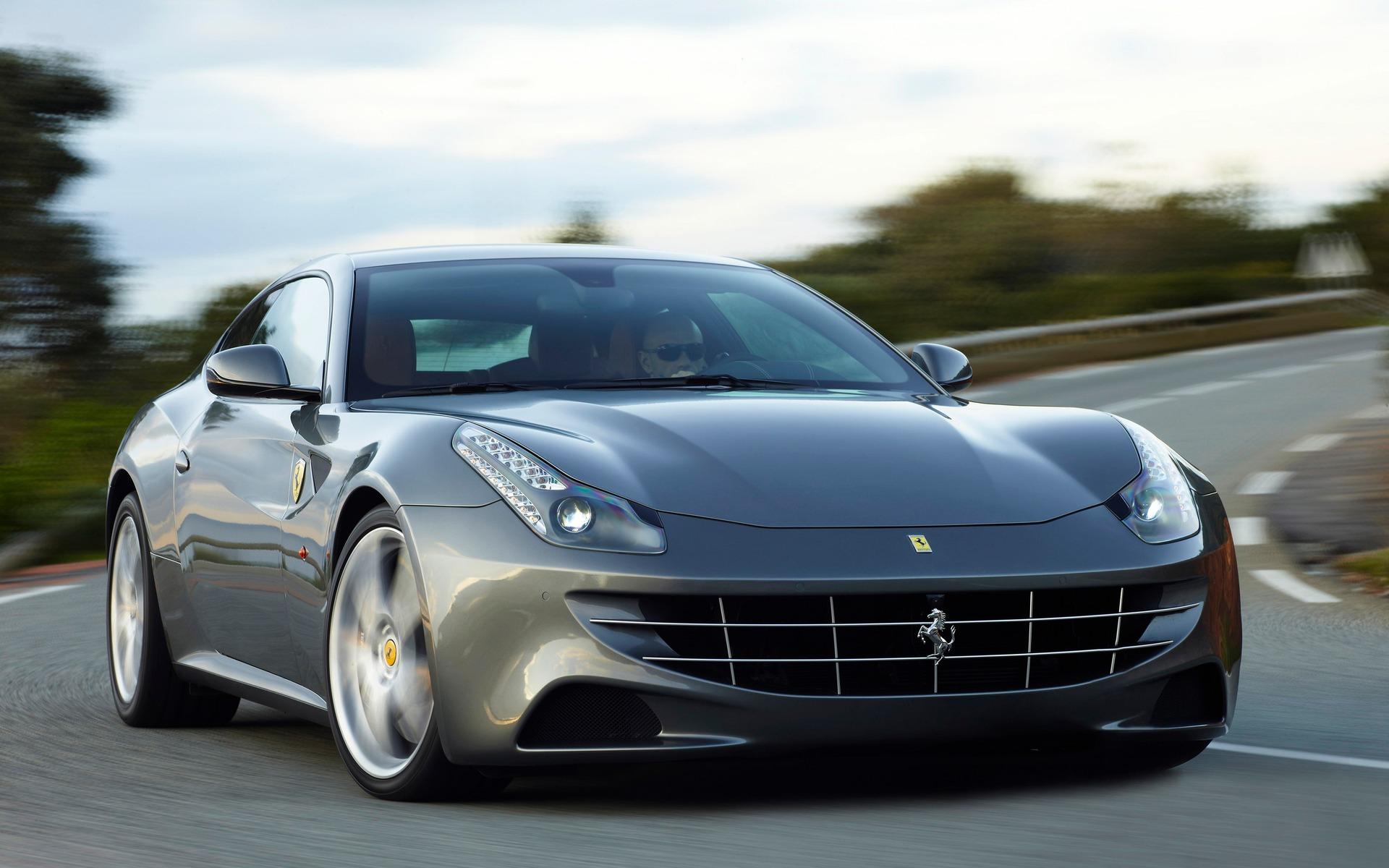 Ferrari FF 2011 - 2016 Hatchback 3 door :: OUTSTANDING CARS