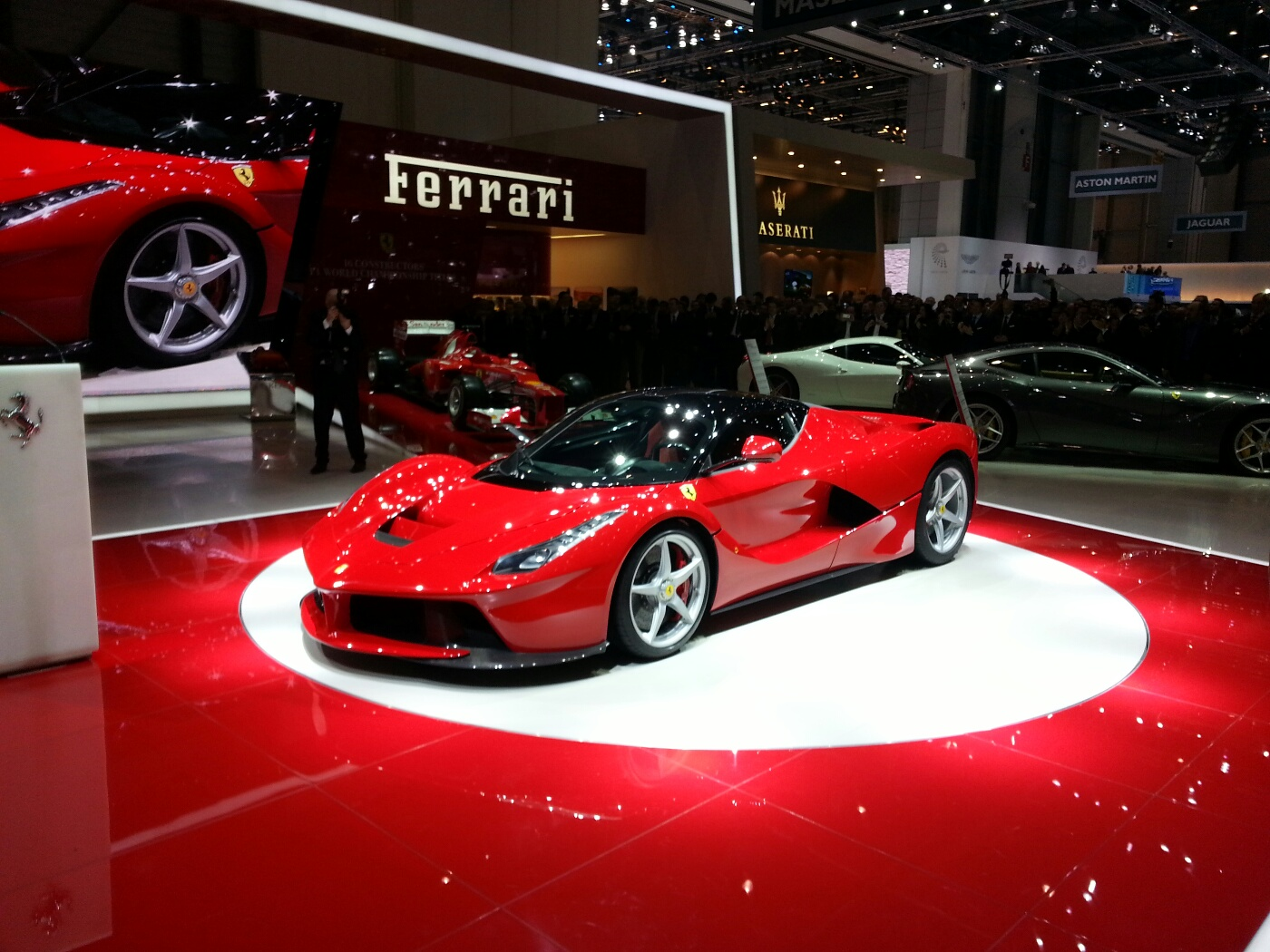 Ferrari LaFerrari 2013   2015 Coupe #3