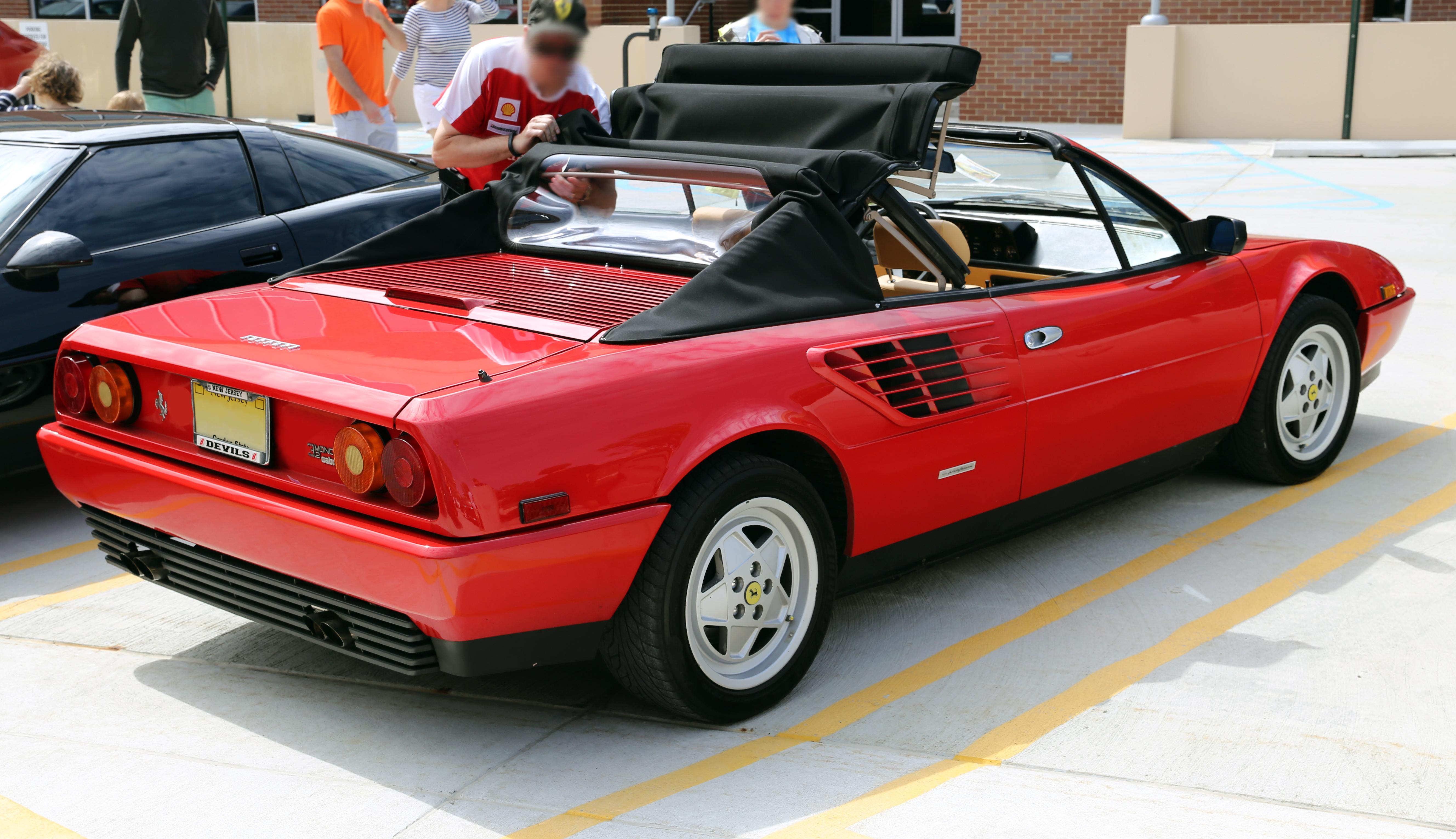 Ferrari Mondial 1980 - 1993 Cabriolet #4