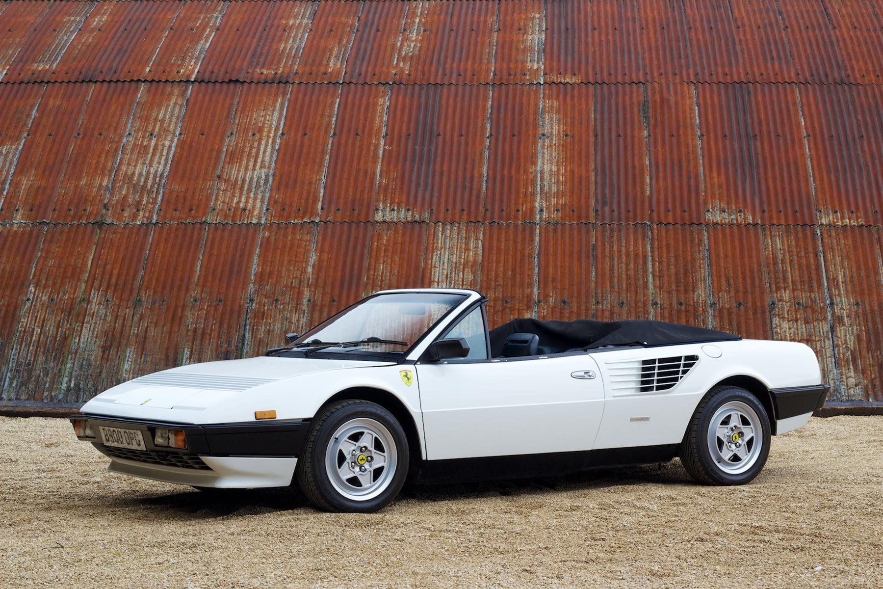 Ferrari Mondial 1980 - 1993 Cabriolet #5